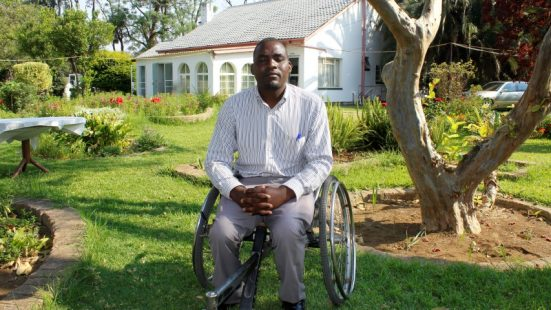 PWD CHAIR